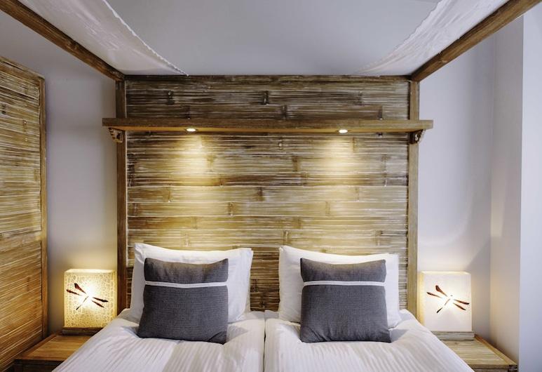 Eyja Guldsmeden Hotel, Reykjavík, Dvojlôžková izba typu Deluxe, súkromná kúpeľňa (Superior), Hosťovská izba