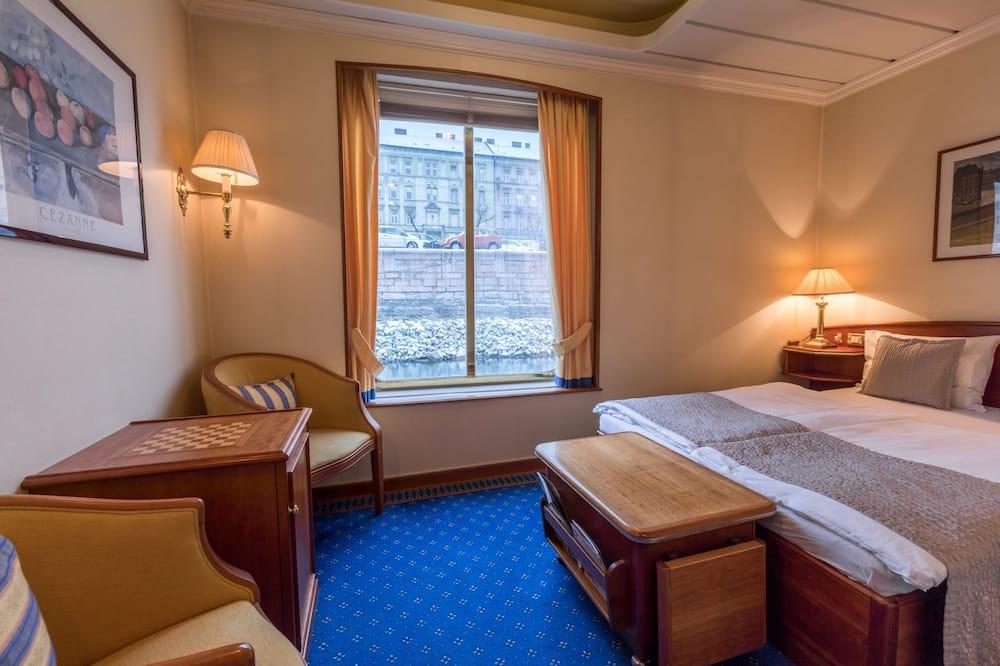 Deluxe Double Room, 1 Queen Bed, City View  - Vaizdas į miestą