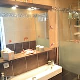 双床房, 花园景观 (Chinoise) - 浴室