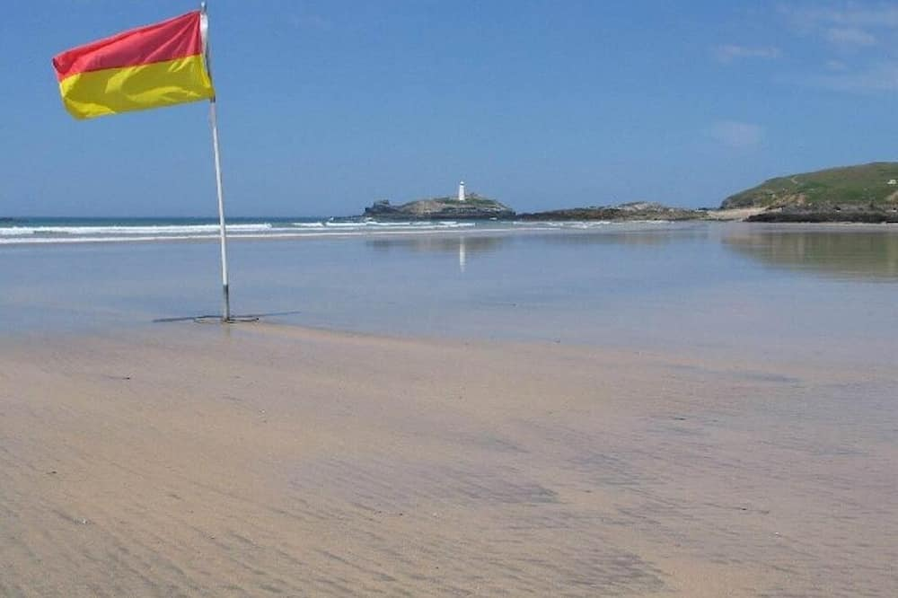 平房 - 海灘