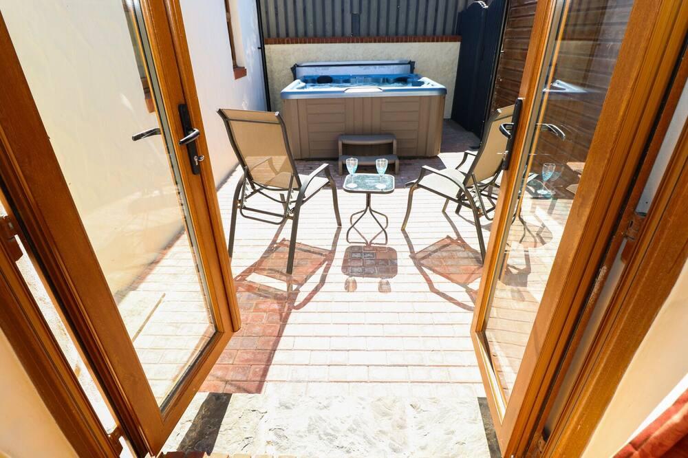 Rekreačná chata - Balkón
