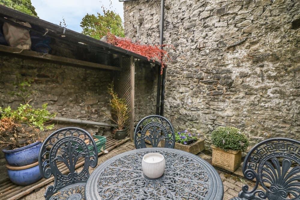 Cottage - Balcony