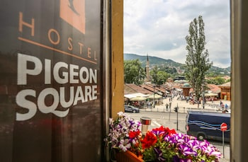 Picture of Hostel Pigeon Square in Sarajevo