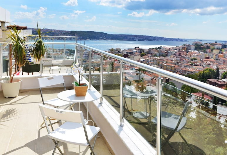 Bude Suite, Istanbul, Suite, Balcony