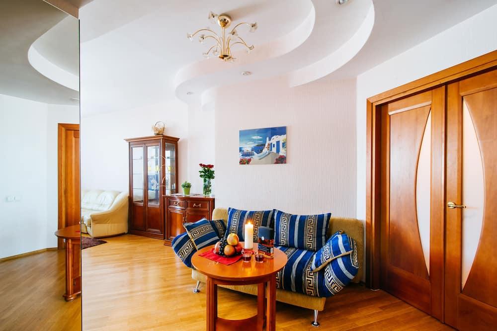 Apartman, 1 spavaća soba (Nezavisimosty 23) - Dnevna soba