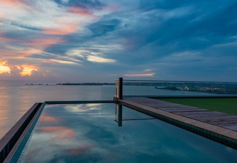 Agnus Luxury Villa - Unawatuna, Unawatuna, Infinity bassein