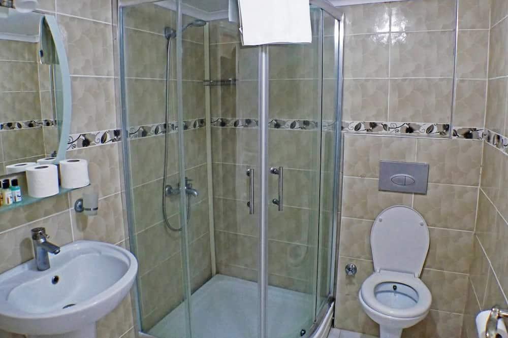 Standard Double Room, Terrace, Sea View - Bathroom