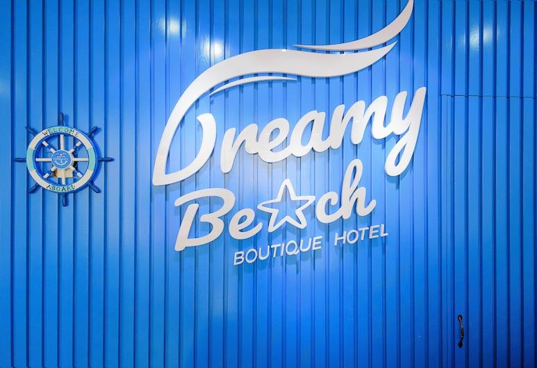 夢幻海灘精品飯店, 峴港, 櫃台