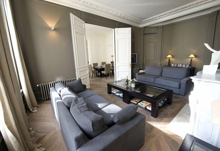 Vieux Lille, Lille, Apartment, 1 Bedroom, Living Area