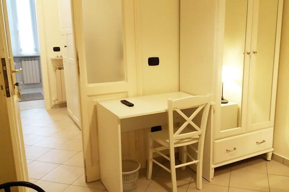 Двомісний номер, 1 ліжко «квін-сайз», приватна ванна - Житлова площа