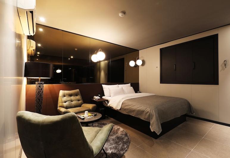 RAINBOW HOTEL, Daejeon, Kamar Double Standar, Kamar Tamu