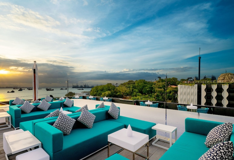The Outpost Hotel Sentosa by Far East Hospitality, Singapore, Rooftop Pool