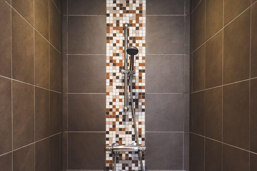 Komforta divvietīgs numurs, privāta vannasistaba - Vannasistaba