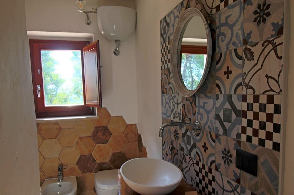 Suite, baignoire - Salle de bain