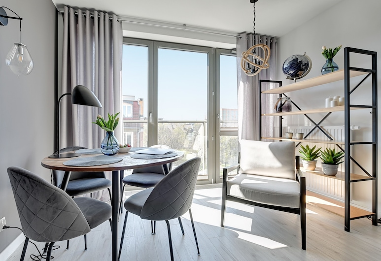 Old Town - OldNova by Welcome Apartment, Gdansk, Luxury Apartment, 1 Bedroom (A64), Room
