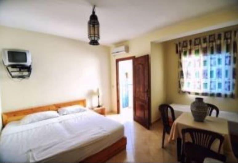 Dar Bouanani, Arcila, Departamento Confort, 1 habitación, terraza, Habitación