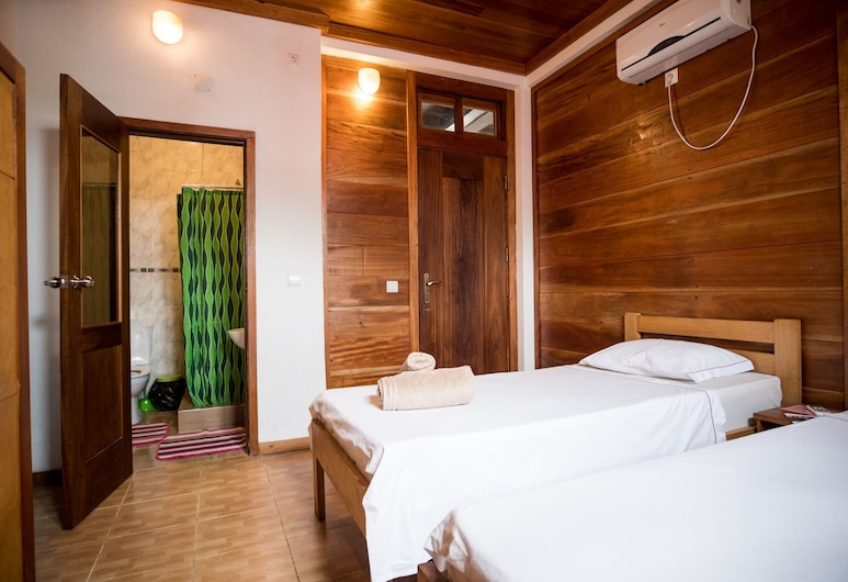 Porcelana Hotel, Sao Tome Island, Comfort Double or Twin Room, Guest Room