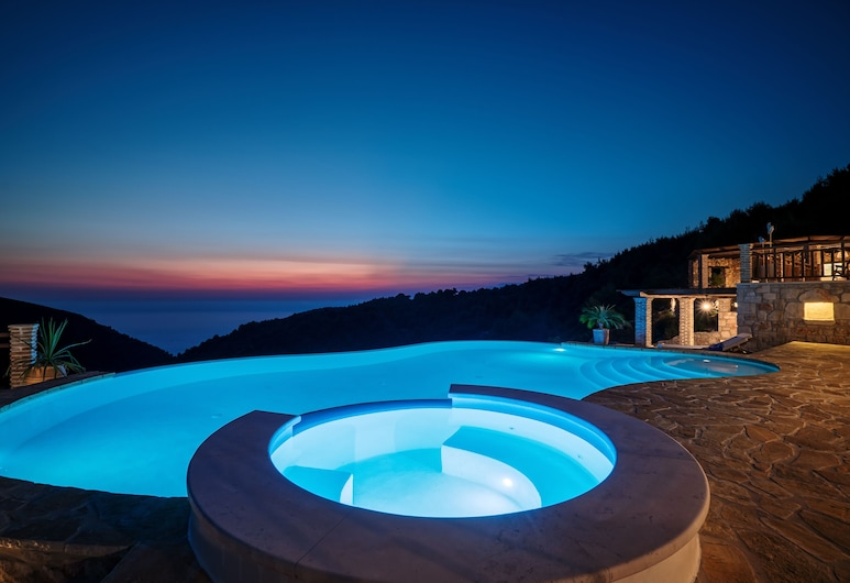 Amara Villa - Luxurious 6 Bedroom Villa With Private Pool, Zakynthos, Pool