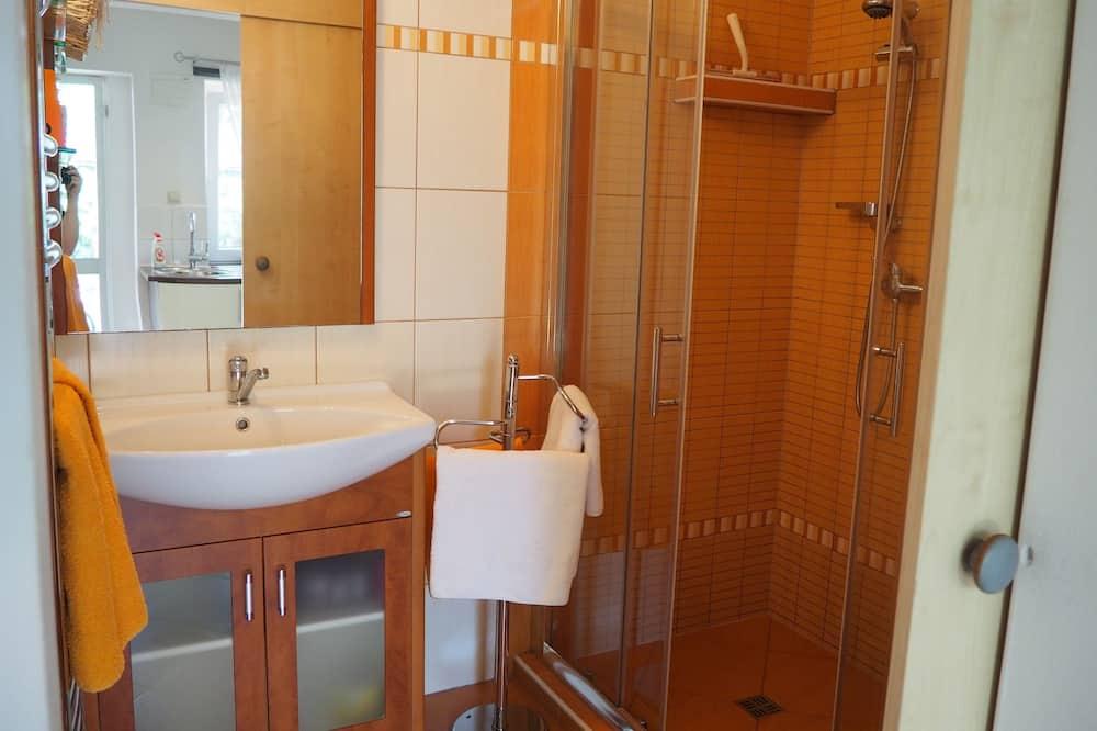 Standartinio tipo apartamentai - Vonios kambarys