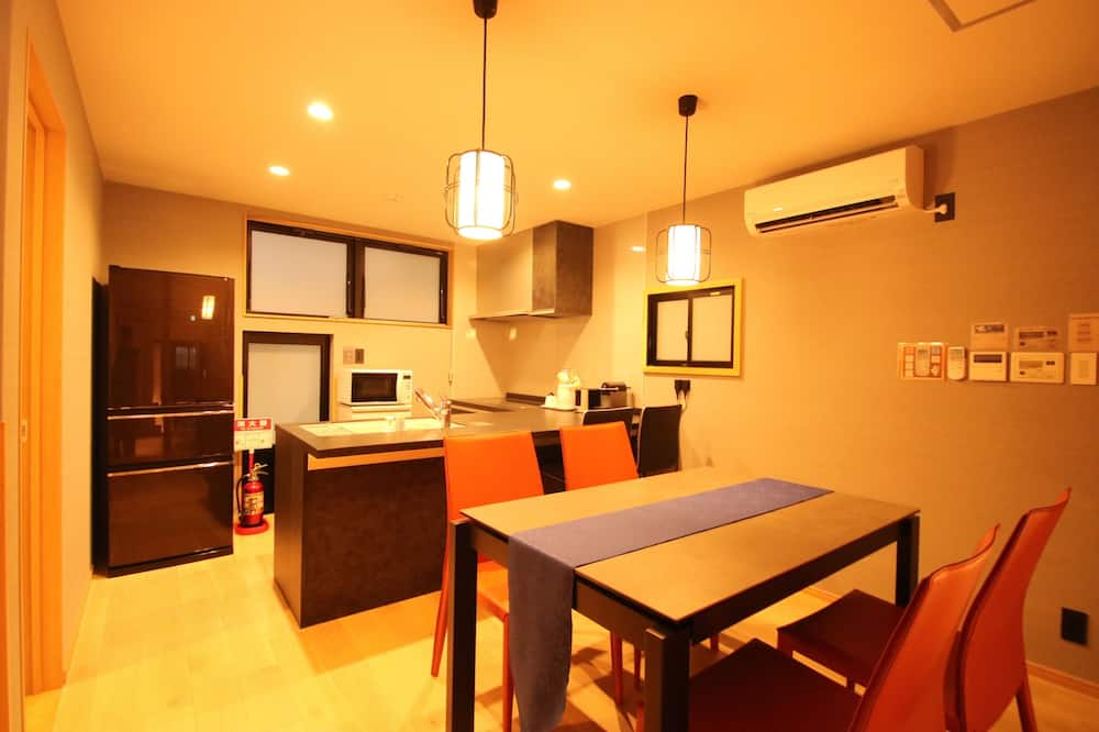 Family House, 4 Bedrooms, Kitchen, City View - In-Room Dining