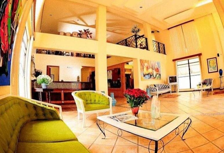 Gaivotas Praia Hotel, Флоріанополіс, Вестибюль