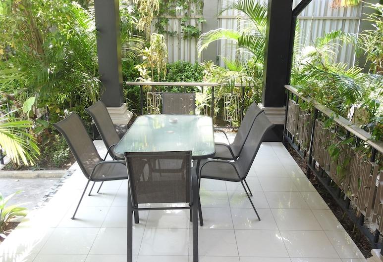 Renaissance LodgePlus, Port Moresby, Basic-Stadtwohnung, Nichtraucher, Terrasse/Patio