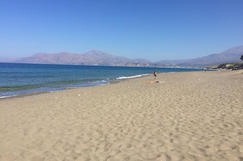 Phaistosヴィラ、6ベッドルームとプール、南クレタ島の小規模の高級リゾート/