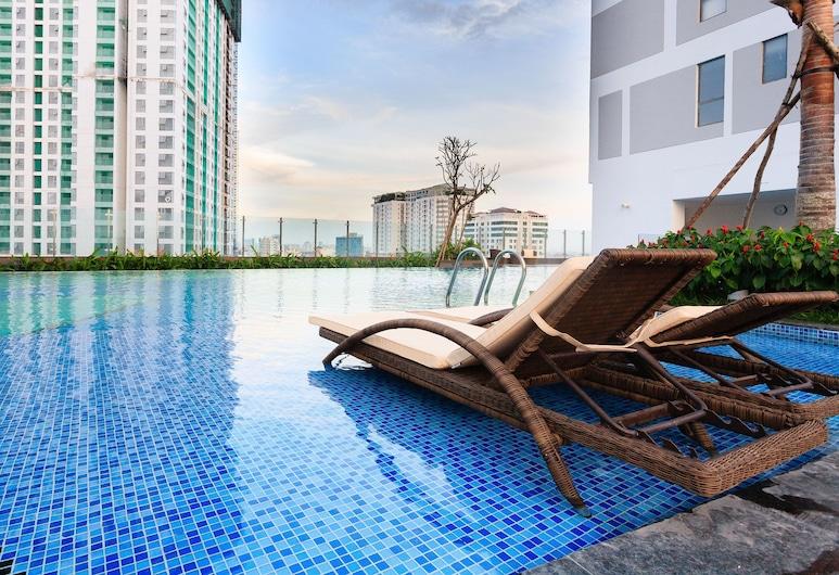Chau Apartments, Ho Chi Minh-Stad