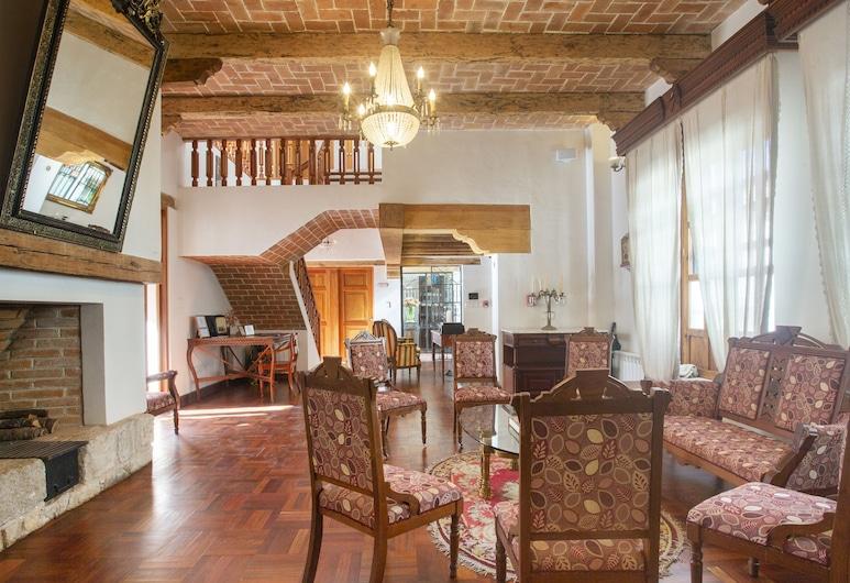 Collection O Casa de Familia, San Cristóbal de las Casas, Sitzecke in der Lobby