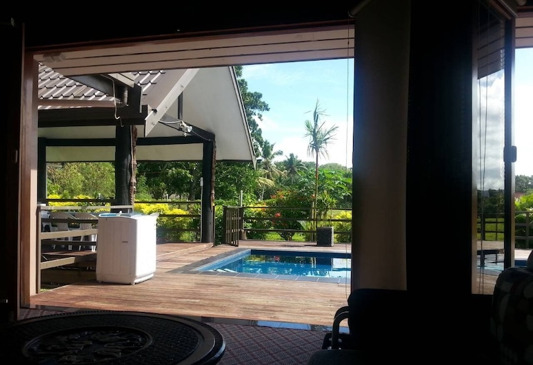 Marrs Villa, Pacific Harbour, Outdoor Pool