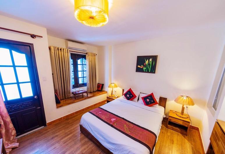 Canary Saigon Hotel, Ho Chi Minh City, Superior szoba, kilátással a városra, Vendégszoba