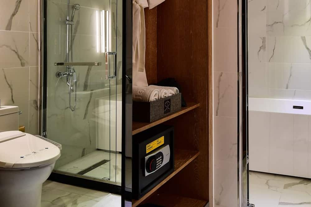 디럭스 더블룸, 더블침대 1개, 금연 - 욕실