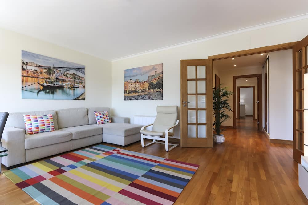Apartman, 2 spavaće sobe (7ºDrt) - Dnevna soba