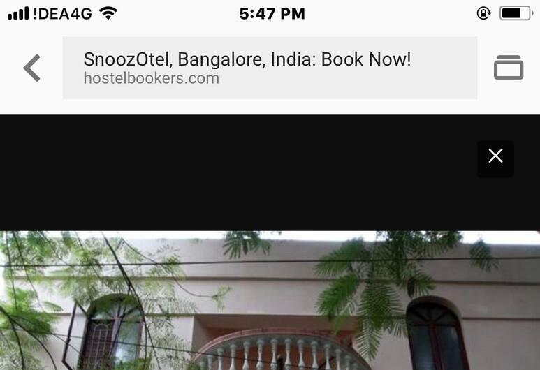 Snoozotel, Bengaluru