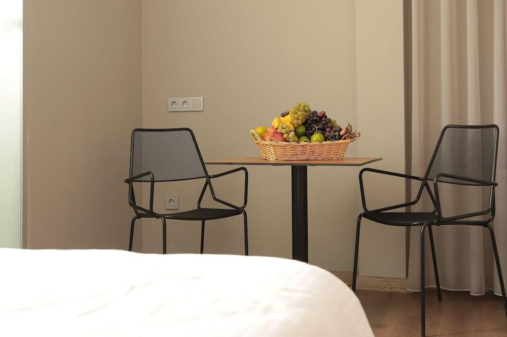 豪華三人房, 1 間臥室, 非吸煙房 - 客廳