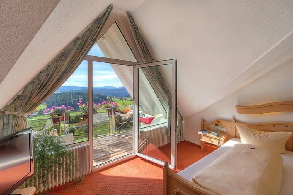 Dvivietis kambarys, vaizdas į slėnį - Balkonas