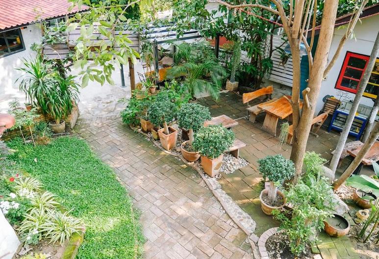 Moradok Thai Guesthouse - Hostel, Ayutthaya, Ulkoalueet