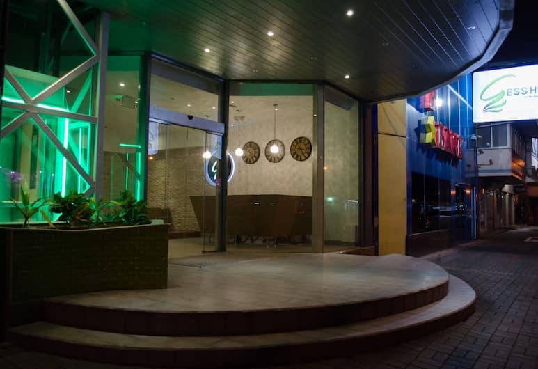Gess Hotel, Paramaribo, Lobby