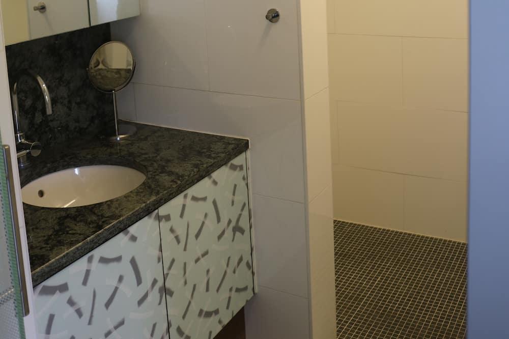 컴포트 더블룸, 정원 전망 (Volpe) - 욕실