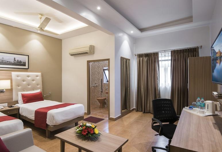 Kalinga Hotel, Jodhpur, Deluxe tweepersoonskamer, niet-roken, Kamer