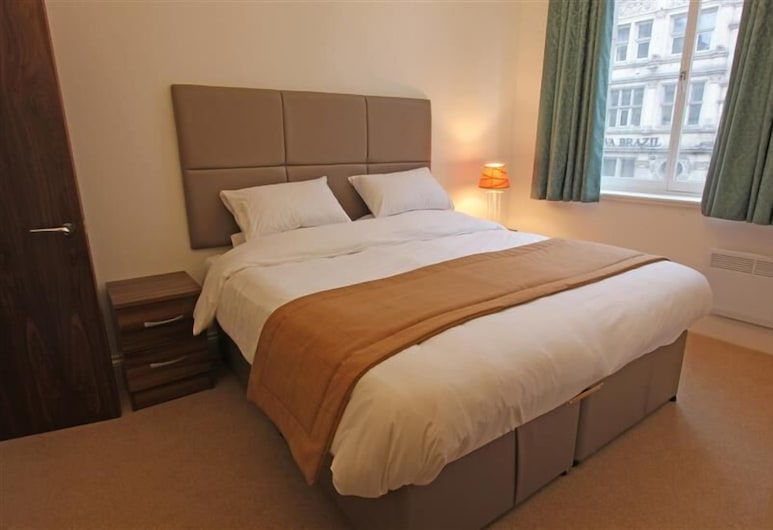 The Castle Collection - 42 Castle Street, Liverpool, 2-Bedroom Luxury Apartment, Room