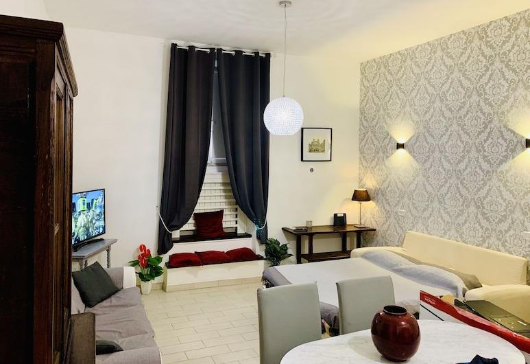法理諾訥 28 號克洛瑪公寓酒店, 羅馬, 公寓, 2 間臥室, 客廳