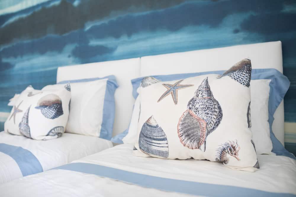 Двухместный номер с 1 двуспальной кроватью, балкон (Azzurra) - Номер