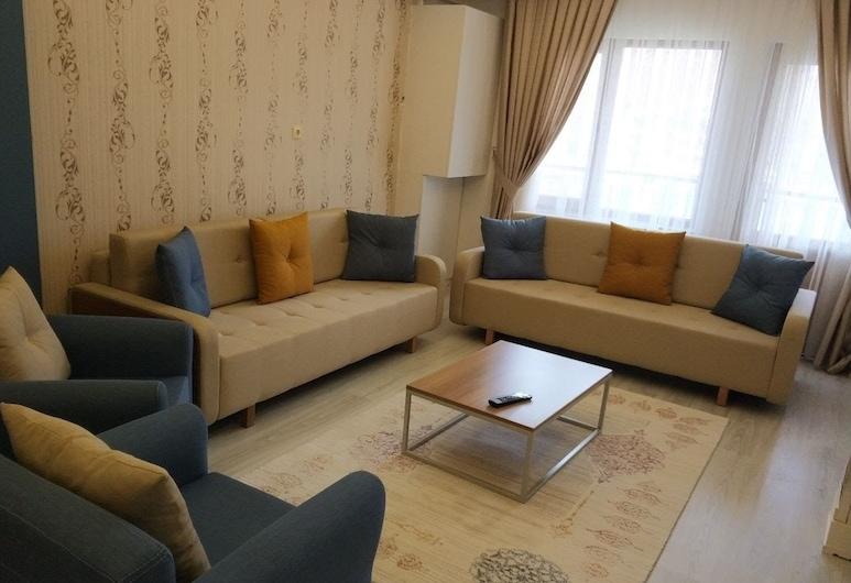 Zara Turan Apart Otel, Zara, Executive-Apartment, Wohnbereich