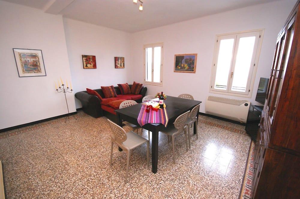 Külaliskorter, 3 magamistoaga, terrass - Lõõgastumisala