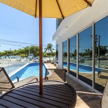 Picture of Hotel Praia Bonita Jangadeiros in Maceio