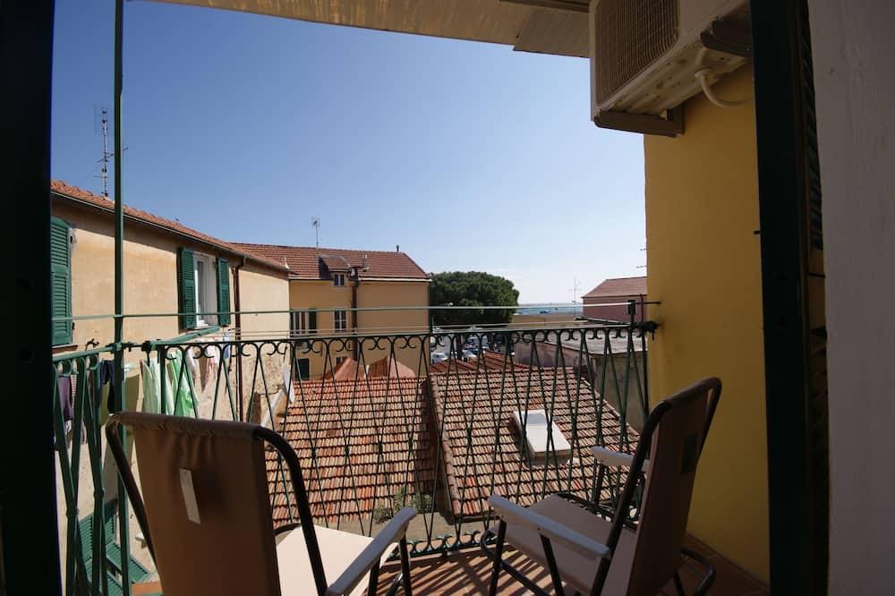 Appartement Confort, 1 chambre, vue mer - Balcon