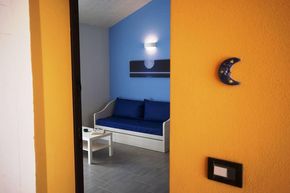 Appartement, 2 chambres (Luna) - Coin séjour
