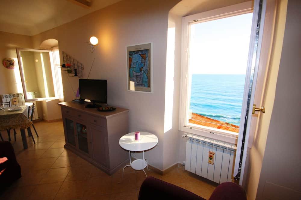 Apartamento, 2 habitaciones, vistas al mar - Zona de estar
