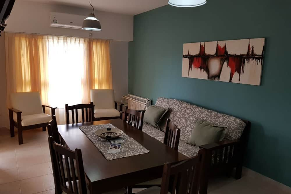 Habitación cuádruple estándar, 2 habitaciones - Zona de estar